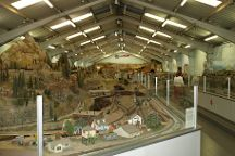 Golden State Model Railroad Museum, Point Richmond, United States