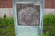 Granary Burying Ground, Boston, United States