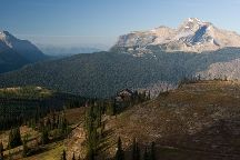Granite Park Trail, Glacier National Park, United States