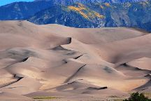 Great Sand Dunes National Park, Mosca, United States