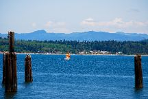 Guemes Channel Trail, Anacortes, United States
