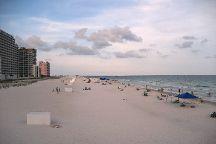 Gulf Shores Public Beach, Gulf Shores, United States