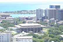 Hawaii State Capitol, Honolulu, United States