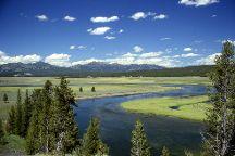 Hayden Valley, Yellowstone National Park, United States