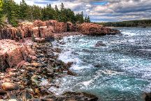Heart of Acadia Loop, Acadia National Park, United States