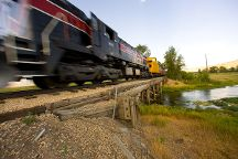 Heber Valley Railroad, Heber City, United States
