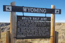Hells Half Acre, Casper, United States
