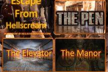 HellScream Haunted House - Escape From Hellscream