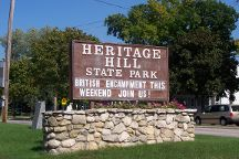 Heritage Hill State Historical Park, Green Bay, United States