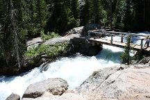 Hidden Falls, Grand Teton National Park, United States