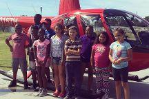 High Tide Helicopters, Oak Island, United States