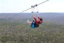 HighFlyer Zipline at Foxwoods, Mashantucket, United States