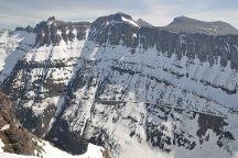 Highline Trail, Glacier National Park, United States