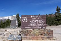 Hoosier Pass, Breckenridge, United States