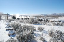 Hot Springs State Park, Thermopolis, United States
