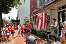 Hugh Mercer Apothecary Shop, Fredericksburg, United States
