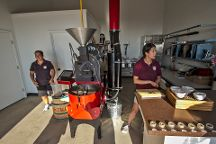 Hula Daddy Kona Coffee, Holualoa, United States