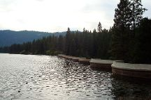 Hume Lake, Sequoia and Kings Canyon National Park, United States