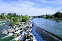 Idaho Falls River Walk, Idaho Falls, United States