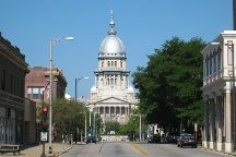 Illinois State Capitol, Springfield, United States