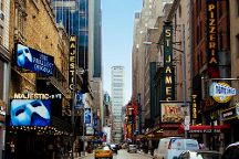 Inside Broadway Tours, New York City, United States