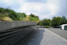 Irish Hunger Memorial, New York City, United States