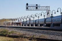 J. Douglas Galyon Depot, Greensboro, United States