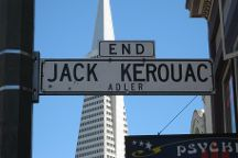 Jack Kerouac Alley, San Francisco, United States