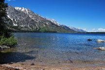 Jenny Lake Trail, Grand Teton National Park, United States