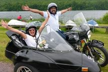 Jim Thorpe Sidecar Tourz, Jim Thorpe, United States