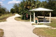 John Yarbrough Linear Park, Fort Myers, United States
