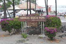 Kahaluu Beach, Keauhou, United States