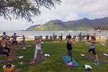 Kauai Yoga On The Beach, Kapaa, United States