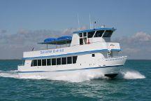 Key Largo Princess Glass Bottom Boat