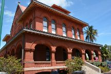 Key West Museum of Art & History at the Custom House, Key West, United States