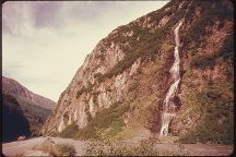 Keystone Canyon, Valdez, United States