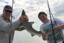 Kids Fishing Billy Bee Charters, Saint Simons Island, United States