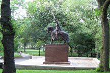 King Jagiello Monument, New York City, United States