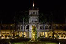 King Kamehameha Statue, Honolulu, United States