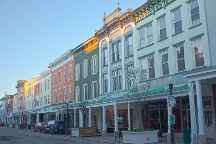 Kingston Uptown Historic District, Kingston, United States