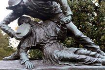 Kirkland Monument, Fredericksburg, United States