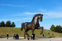 Leonardo da Vinci's Horse, Grand Rapids, United States