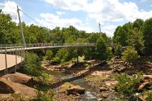 Liberty Bridge, Greenville, United States