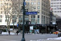 Library Way, New York City, United States