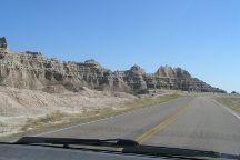 Loop Road, Badlands National Park, United States