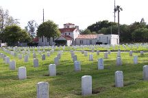 Los Angeles National Cemetery, Los Angeles, United States