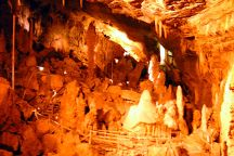 Lost World Caverns, Lewisburg, United States