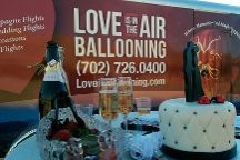 Love is in the Air Ballooning