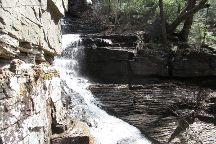 Lye Brook Falls, Manchester, United States