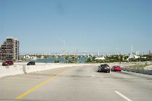 MacArthur Causeway Bridge, Miami, United States